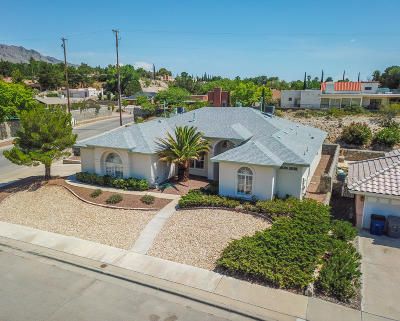 Single Family Home For Sale: 6300 Los Bancos Drive