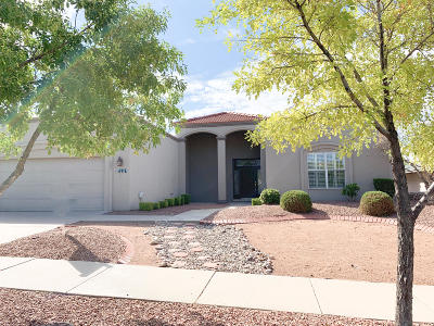 Single Family Home For Sale: 6916 Desert Canyon Drive