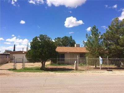 Socorro Single Family Home For Sale: 10145 Kendrick Cir Circle