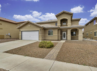 Single Family Home For Sale: 12705 Tierra Lily Court