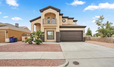 Single Family Home For Sale: 5428 Manuel Gameros Drive