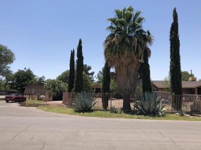 El Paso Single Family Home For Sale: 10480 El Cid Drive