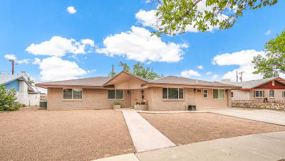 El Paso Single Family Home For Sale: 2417 Gairloch Drive