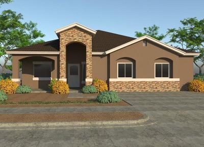 Single Family Home For Sale: 14812 Pebble Hills Boulevard
