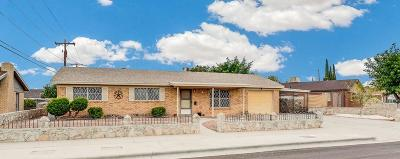 El Paso Single Family Home For Sale: 3303 Suffolk Road