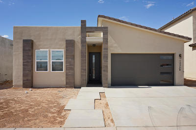 Single Family Home For Sale: 12349 Desert Dove Avenue