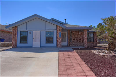 Single Family Home For Sale: 7208 Canyon Run Drive