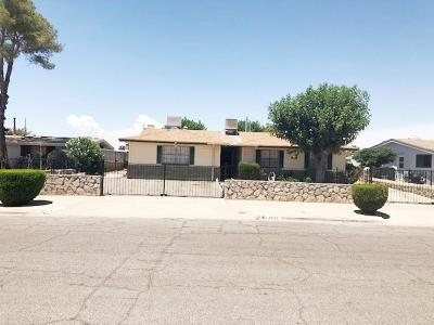 Single Family Home For Sale: 10321 Kinross Avenue