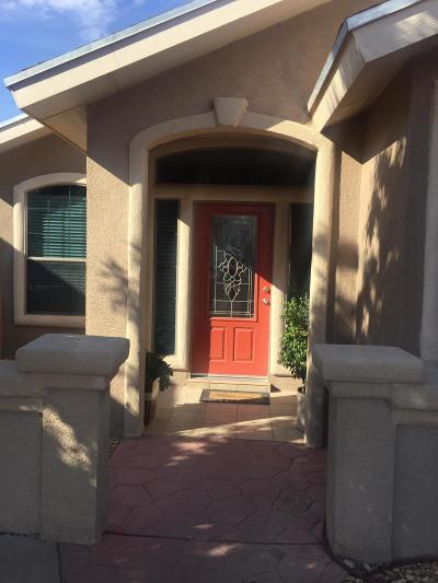 Single Family Home For Sale: 12741 Tierra Salas