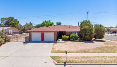 Vista Del Sol Single Family Home Pending Accepting Offers: 2300 Gene Littler Drive
