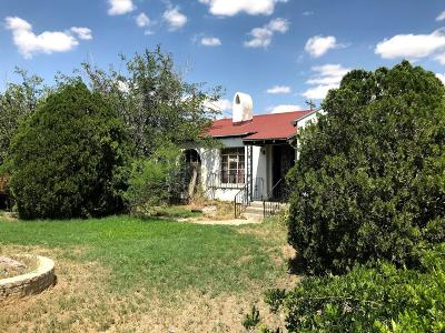 Single Family Home For Sale: 114 Buena Vista St