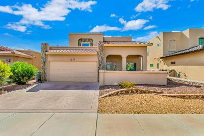 El Paso Single Family Home For Sale: 7355 Via Canutillo Drive