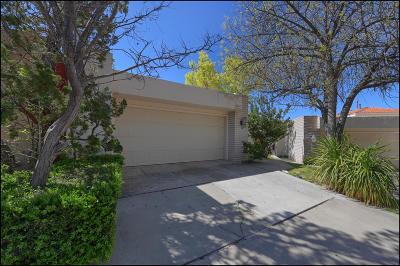 Condo/Townhouse For Sale: 5907 Mira Hermosa Drive