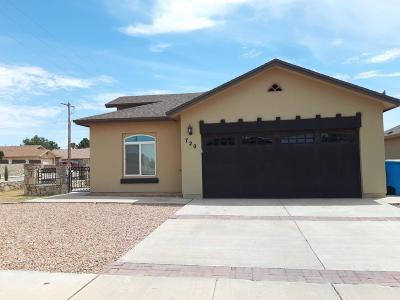 Socorro Single Family Home For Sale: 720 Villas Del Este