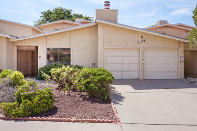 El Paso Condo/Townhouse For Sale: 6122 Sierra Valle Lane