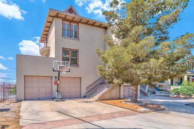 El Paso Condo/Townhouse For Sale: 600 Upson Drive