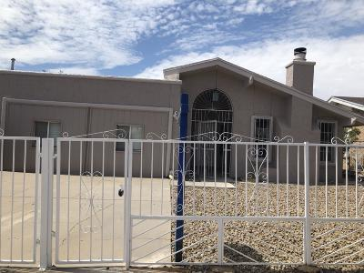 Vista Del Sol Single Family Home Pending Accepting Offers: 11824 Haddad Court #A &