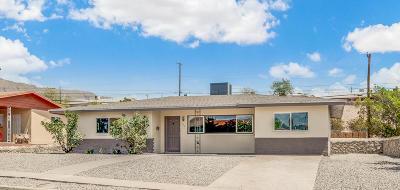 El Paso Single Family Home For Sale: 211 San Saba Road
