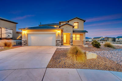 El Paso Single Family Home For Sale: 7896 Enchanted Path Drive