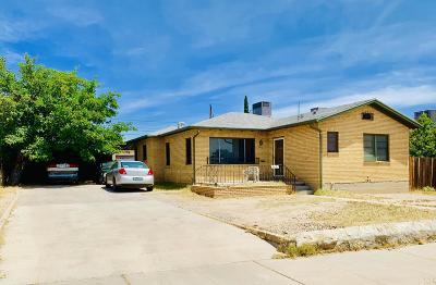 El Paso Single Family Home For Sale: 3621 Mountain Avenue