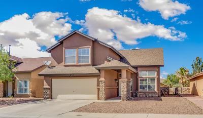 Single Family Home For Sale: 683 Juan Munoz