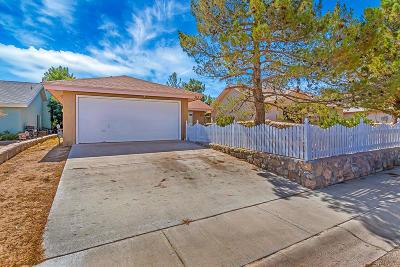 Single Family Home For Sale: 5823 Quail Drive