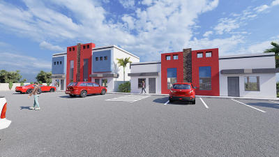 El Paso Multi Family Home For Sale: 119 Atlantic Road
