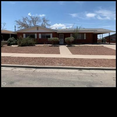 El Paso Single Family Home For Sale: 124 Clairemont Road