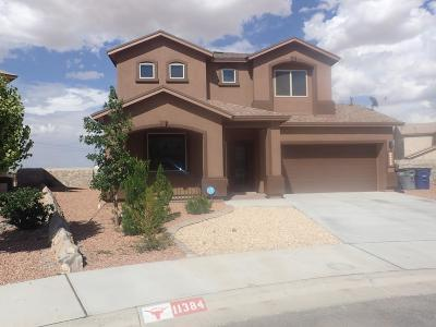 Single Family Home For Sale: 11384 Bar Ranch
