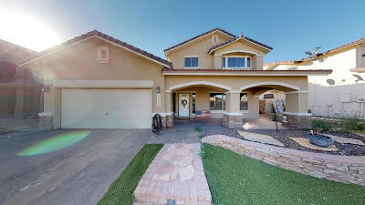 El Paso Single Family Home For Sale: 12809 Tierra Karla Drive