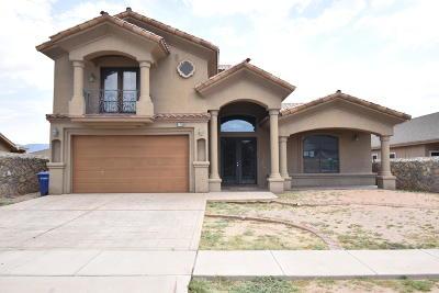 Single Family Home For Sale: 6208 Brillo Luna Street