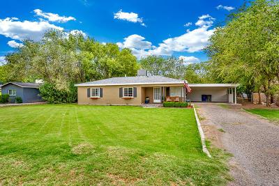 Single Family Home For Sale: 5034 Ocotillo Street