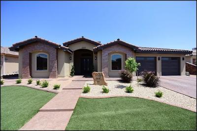 El Paso Single Family Home For Sale: 12307 Chianti Drive