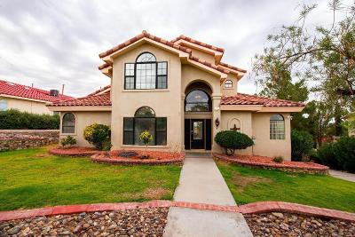 Single Family Home For Sale: 52 S Trevino Road