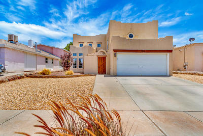 Single Family Home For Sale: 7312 Desierto Azul Drive