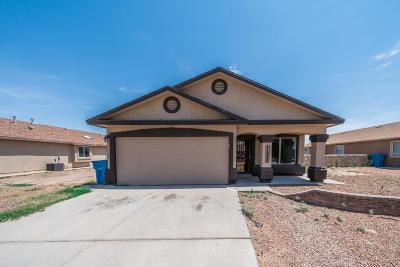 Socorro Single Family Home For Sale: 11537 Flor Liatris Drive