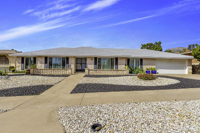 Single Family Home For Sale: 6381 Los Robles Drive