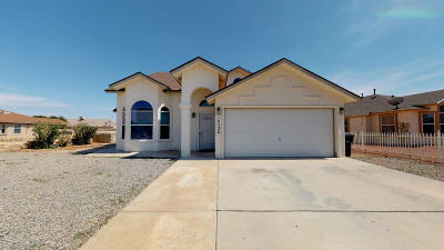 Horizon City Single Family Home For Sale: 14320 Desert Sunset Drive