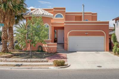 Single Family Home For Sale: 749 Linda Johnson Avenue