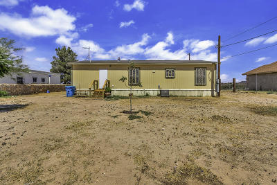 Socorro Single Family Home For Sale: 11612 Peters Road Road