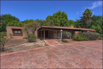 El Paso Single Family Home For Sale: 5205 White Oak Drive