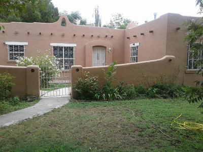El Paso Single Family Home For Sale: 7343 Franklin Drive