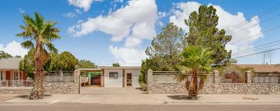 Single Family Home For Sale: 10004 Galveston