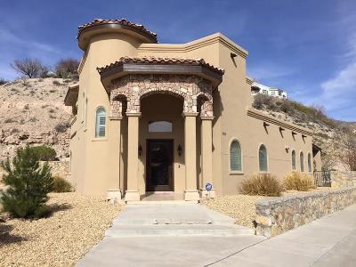 El Paso Single Family Home For Sale: 330 Tierra Del Mar