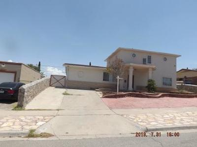 Vista Del Sol Single Family Home For Sale: 2228 Escarpa Drive