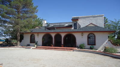 El Paso Single Family Home For Sale: 14661 Simpson Road