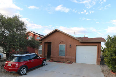 Single Family Home For Sale: 14177 Tierra Halcon Drive