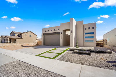 El Paso Single Family Home For Sale: 14932 Tierra Isaiah