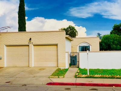 El Paso Single Family Home For Sale: 3212 Isla Cocoa Lane Lane