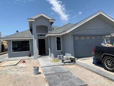 El Paso Single Family Home For Sale: 2013 Sun Country Drive